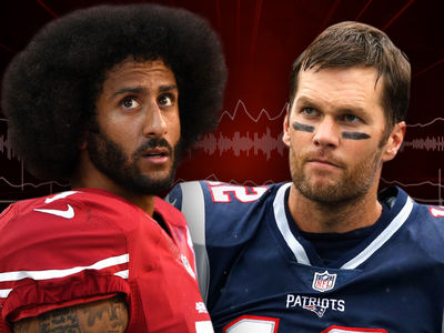 Tom Brady: Kaepernick's a 'Damn Good QB,' Not Sure If He's Being Blackballed