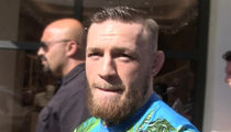Conor McGregor: Sorry For Losing It In Dublin, But The Ref Sucks