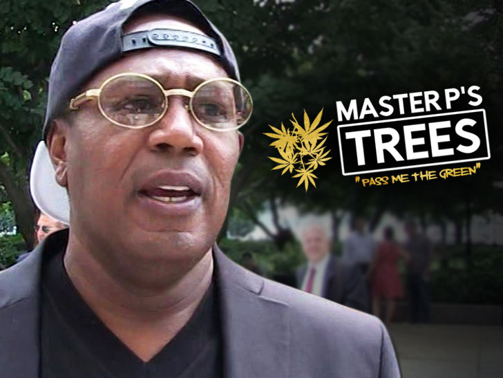 Master P Sues Cannabis Company for Leaving His Weed Brand High and Dry