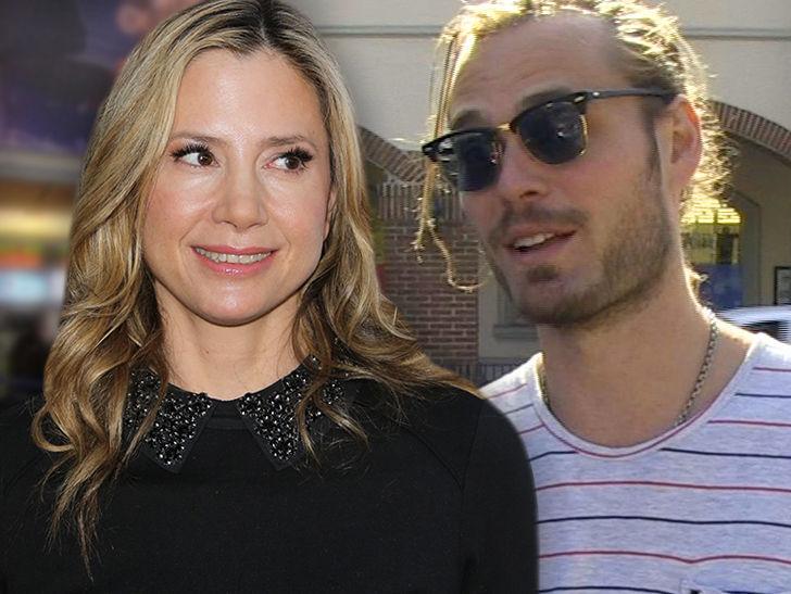 Mira Sorvino and Christopher Backus' Son Gets $100k for Dog Bite Attack