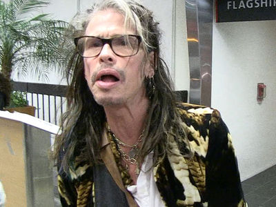 Steven Tyler Says Ric Flair Is 'Full of Sh*t' with Sex Talk