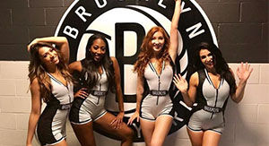 Get Your Official First Look At Sports Illustrated's Sexy Collaboration With The Brooklynettes!