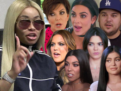 Blac Chyna Drops All Kardashian Sisters But Kim from Lawsuit