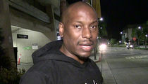 Tyrese Has Big Money Problems