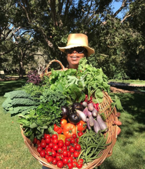 Oprah's Harvest Day Photos