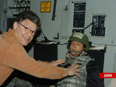 Calls for Sen. Al Franken Probe After Leeann Tweeden Makes Sexual Harassment Claim (UPDATE)