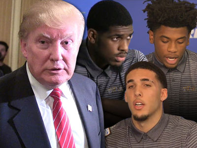 Donald Trump: UCLA Players Shoulda Thanked Chinese President, Too!