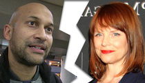 Keegan-Michael Key's Divorce is Finalized