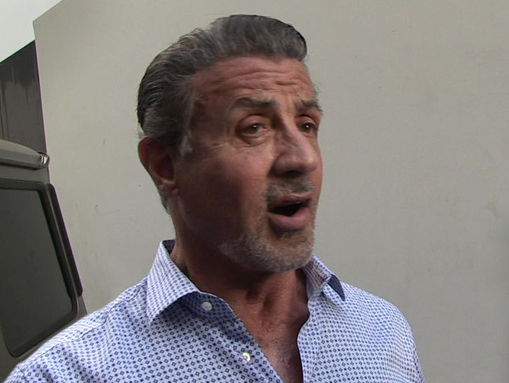 Sylvester Stallone Denies Allegation He Sexually Assaulted a 16-Year-Old in 1986