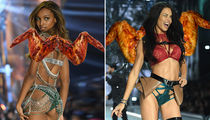VS Angels Wearin' Hot Wings ... Meat the Chicks of 2017!