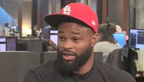 Tyron Woodley Accepts Nate Diaz Fight, 'Sign the Contract Already!'