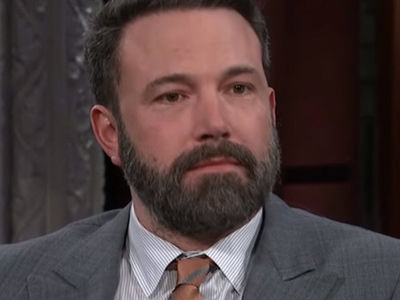 Affleck GRILLED by Today & Colbert on McGowan, Alleged Hilarie Burton Groping and Harassment