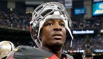 Jameis Winston Accused of Sexually Assaulting Uber Driver, QB Denies Allegation