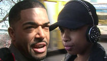 Jennifer Hudson Claims David Otunga Got Physical with Her ... He Denies It