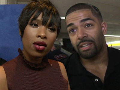 David Otunga Wins Custody Back, Jennifer Hudson's Order of Protection Dropped