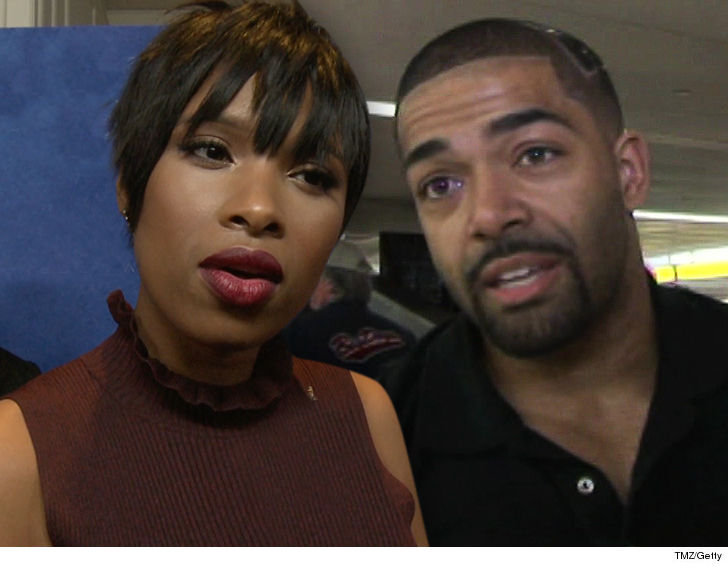 Jennifer Hudson and David Otunga split
