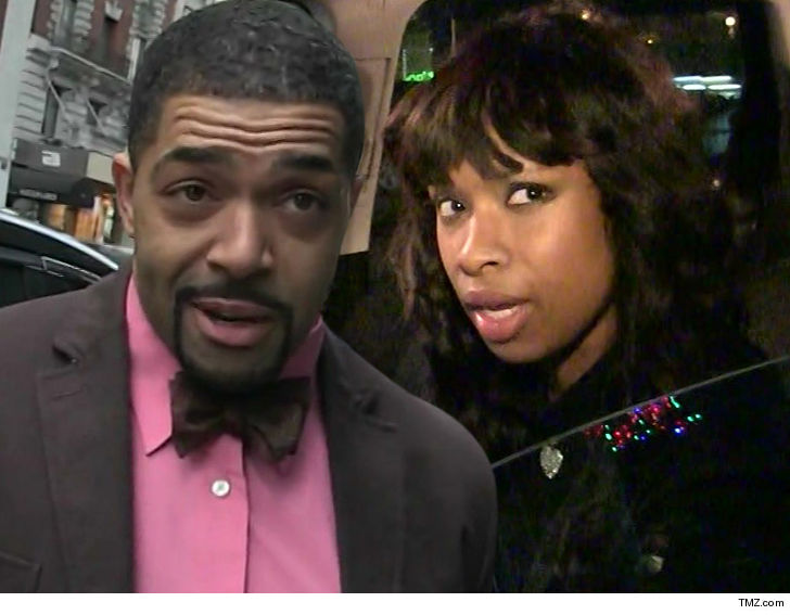 Jennifer Hudson and Fiancé David Otunga Split After 10 Years!