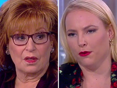 McCain SNAPS at Behar Over Fox News Dig -- and Even Whoopi's Left Speechless!