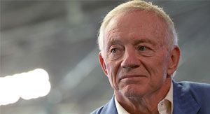 Video Surfaces Of Cowboys Owner Jerry Jones Making Racial Comments