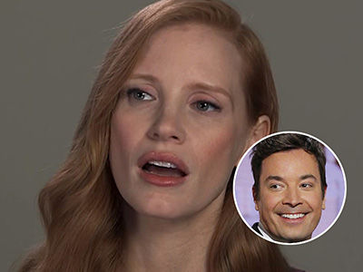 Jessica Chastain SLAMS Sexist Hollywood in 'Every Audition Ever' Sketch