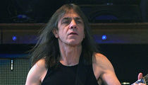 AC/ DC Malcolm Young Dead at 64