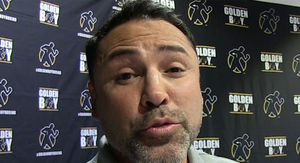 Oscar De La Hoya Says GGG vs. Canelo Rematch is…