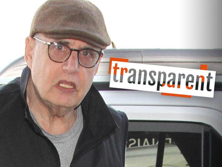 Jeffrey Tambor Quits 'Transparent' Show Amid Sexual Harassment Allegations