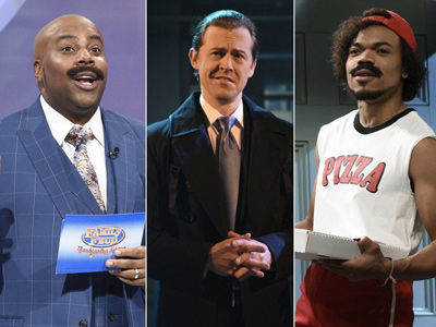 Chance the Rapper's 'SNL' Sketches Ranked: Trump Brothers SKEWERED and More!