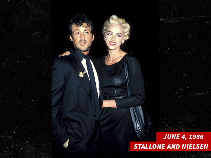 Sylvester Stallone's Ex-Wife Brigitte Nielsen Says Sexual Assault is a Lie
