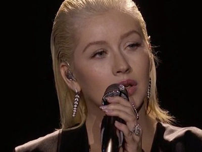 Christina's Whitney Tribute Divides Twitter -- And Did P!nk Shade Her Performance?!