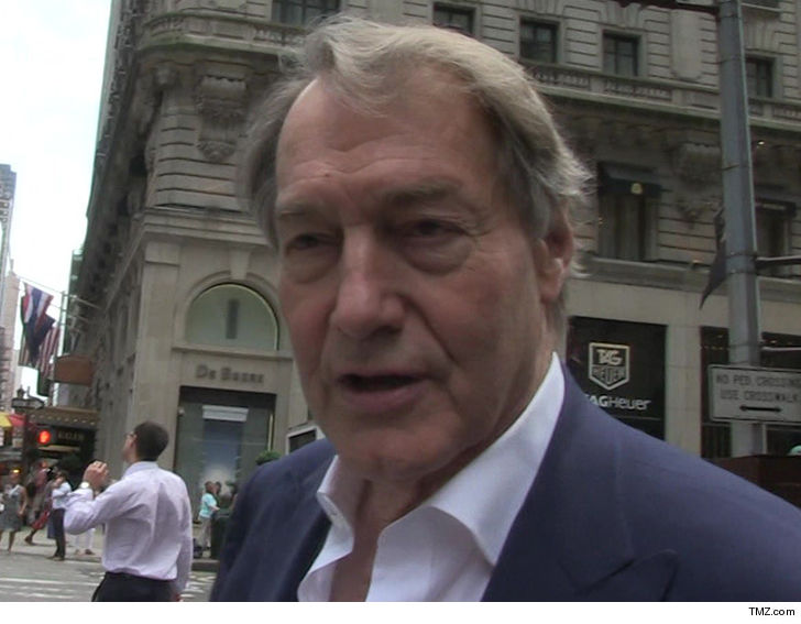 CBS fires Charlie Rose after sexual misconduct claims surface