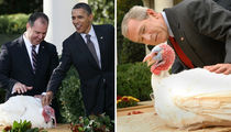 Presidents Pardoning Turkeys ... See the Lucky Birds Through History!