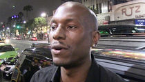 Judge Orders Tyrese Not to Physically Discipline Daughter