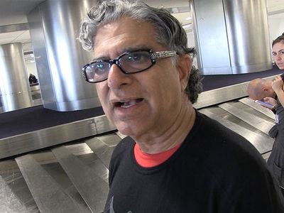 Deepak Chopra Says Trump's LaVar Ball Tweets Prove He's Sick, Unfit as Prez