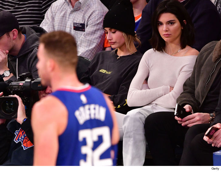 Blake Griffin Parties Until 3 Am With Kendall After