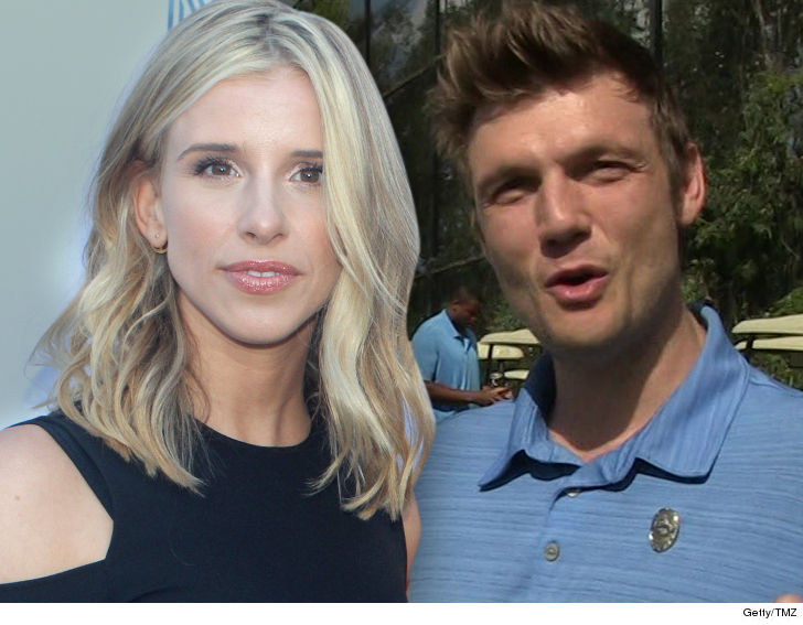 Backstreet Boy Nick Carter Accused Of Rape By Singer Melissa Schuman