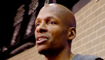 Ray Allen Accuser Says They Had Gay Relationship, NBA Star Calls BS