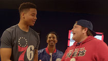 76ers' Markelle Fultz Gives Mad Props to Sharpshooting Fan Who Beat Cancer