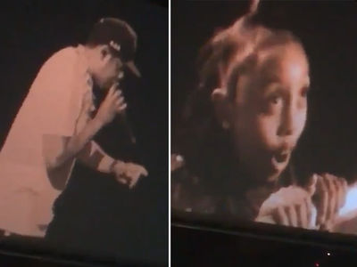 Jay-Z Says Screw Sexism, This Little Girl Can Be President