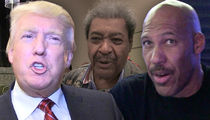 Donald Trump: LaVar Ball Is 'Poor Man's Don King without the Hair'