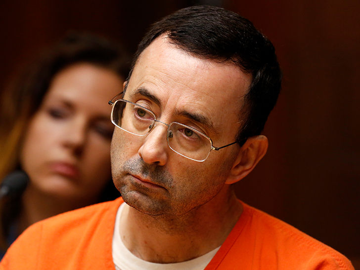 Team USA Doc Larry Nassar Pleads Guilty to Sexually Assaulting Gymnasts