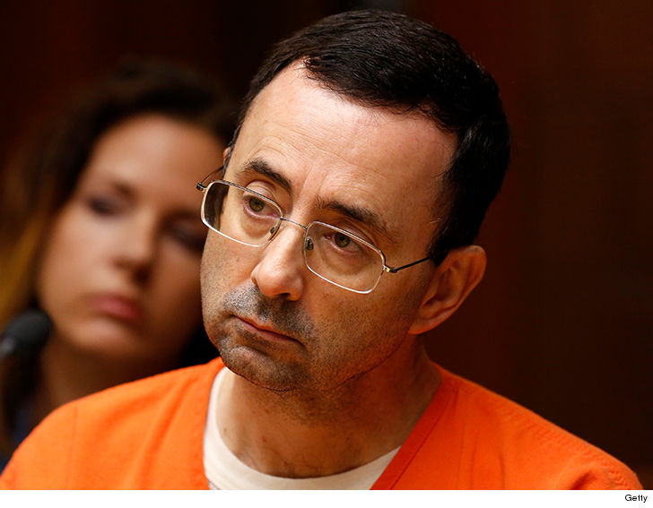 Former USA Olympic gymnastics doctor pleads guilty to sexual abuse