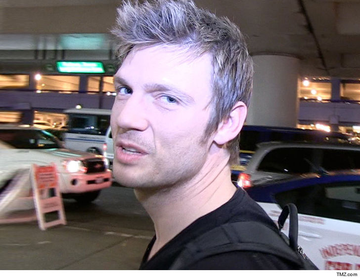 Nick Carter has just been accused of rape