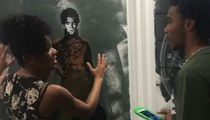 Gabrielle Union Buys Street Art Painting for $40k