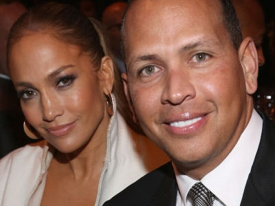 J.Lo & A-Rod's Kids Spend Holidays Together -- See Them 'Twinning!'