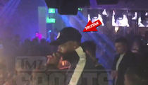 Tristan Thompson and PARTYNEXTDOOR Turn Up The Club After Cavs Win