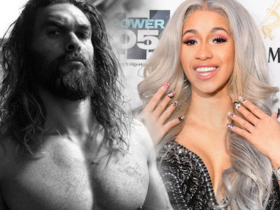 From Jason Momoa's Abs to Cardi B's Rhymes -- 17 Things We're THANKFUL for in 2017