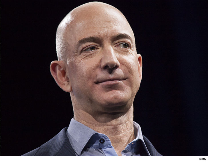 Jeff Bezos has a lot of XMAS cheer... because he just crossed the $100 BILLION mark thanks to Black Friday