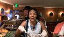 Tiffany Haddish Says Manson Should Have Gotten Life Insurance!!!