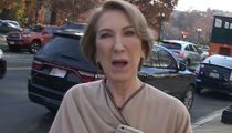 Carly Fiorina Says Congress Isn't Treating Sexual Harassment Seriously